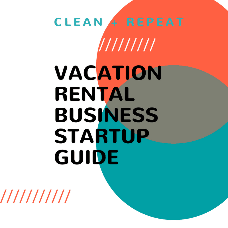 Image of VACATION RENTAL STARTUP GUIDE