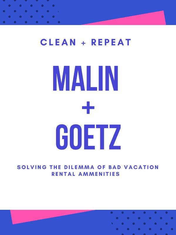 Image of RESTOCKING WITH MALIN + GOETZ