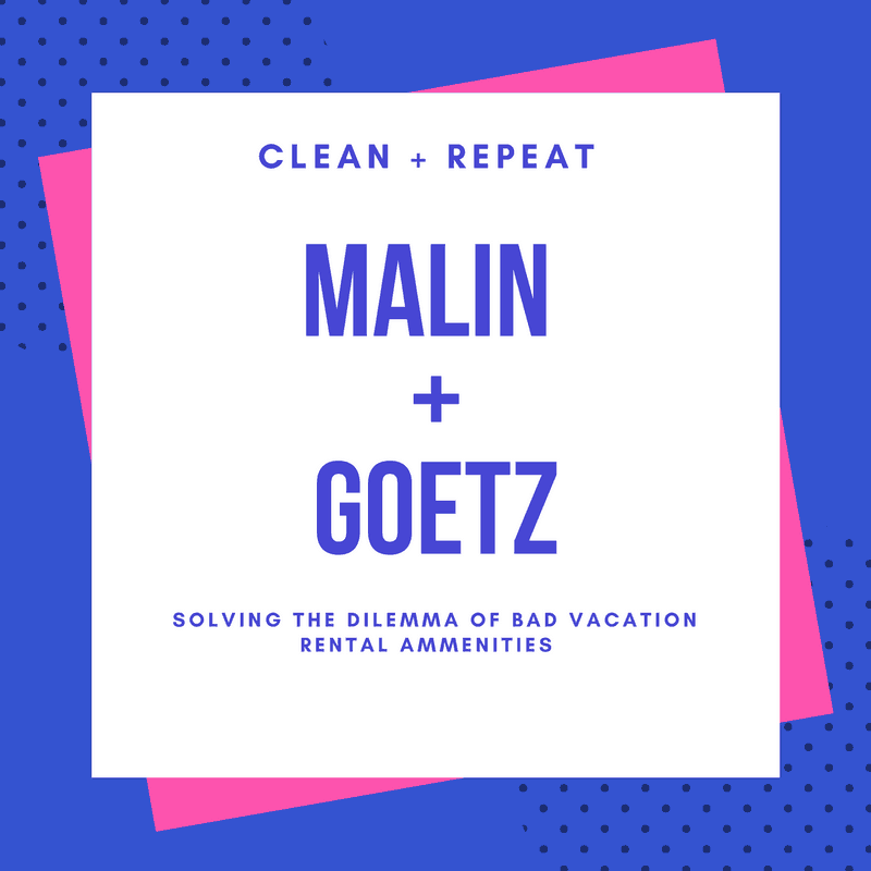 Image of RESTOCKING WITH MALIN + GOETZ